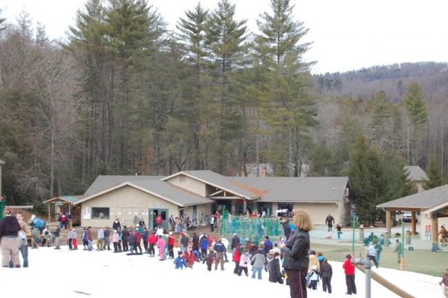 January Ski at Fairfield